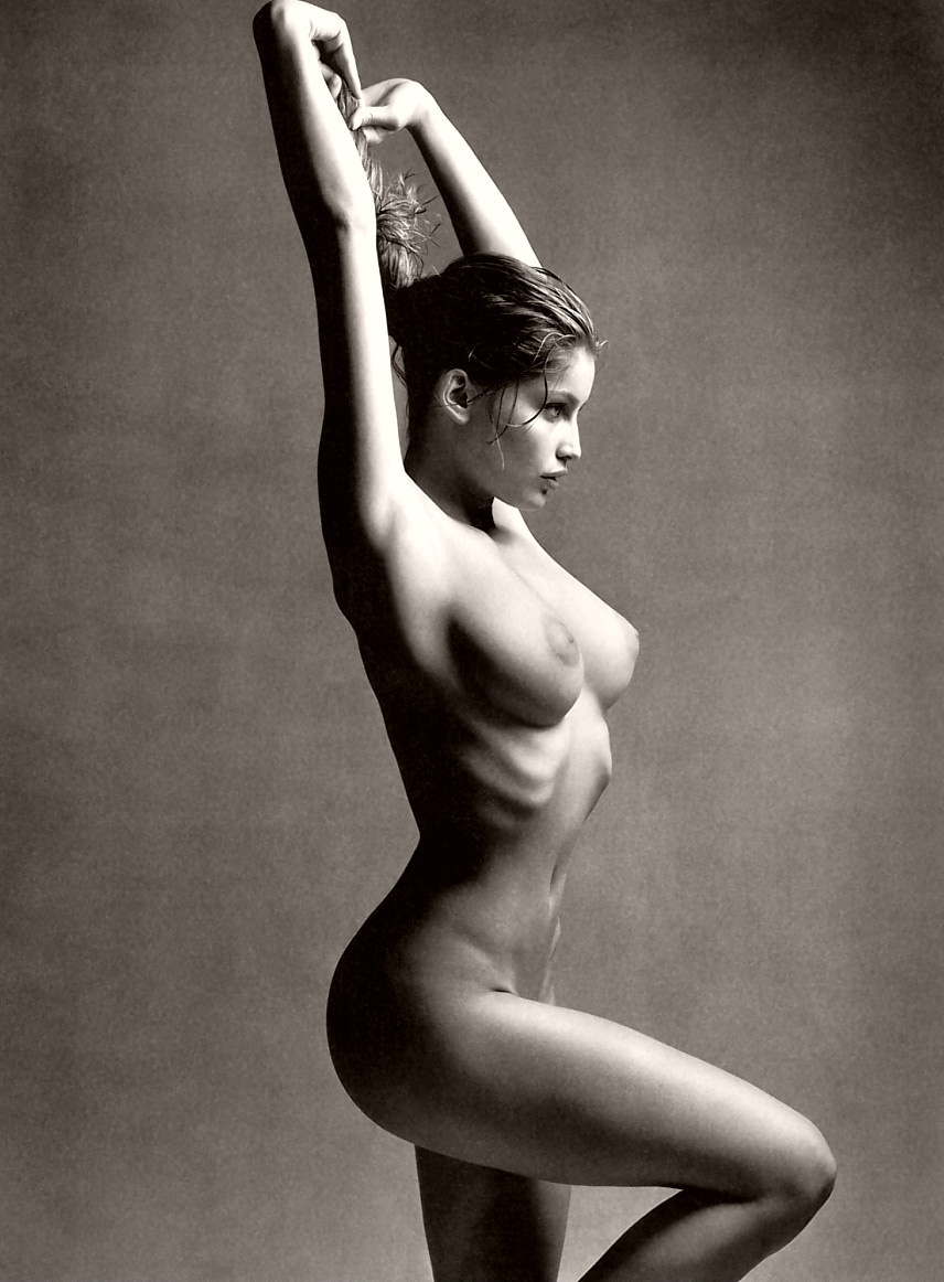 Trish Goff  nackt