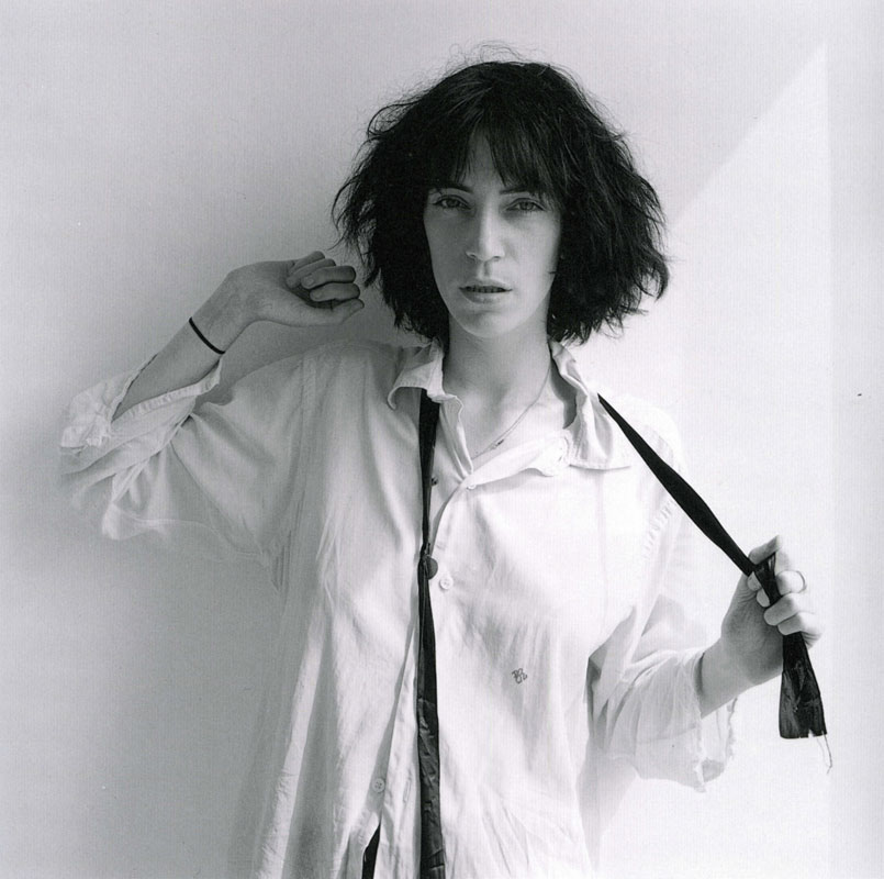 Patti & Robert made their own necklaces & sold them , i ... |Patti Smith Robert Mapplethorpe Just Kids