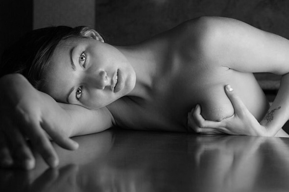 Gabriele Rigon - From Italy bw