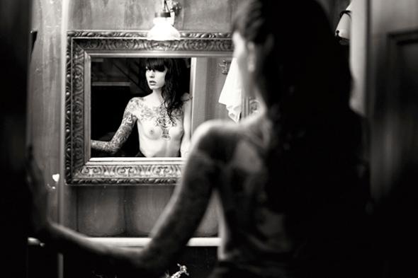Gabriele Rigon tatuajes 8