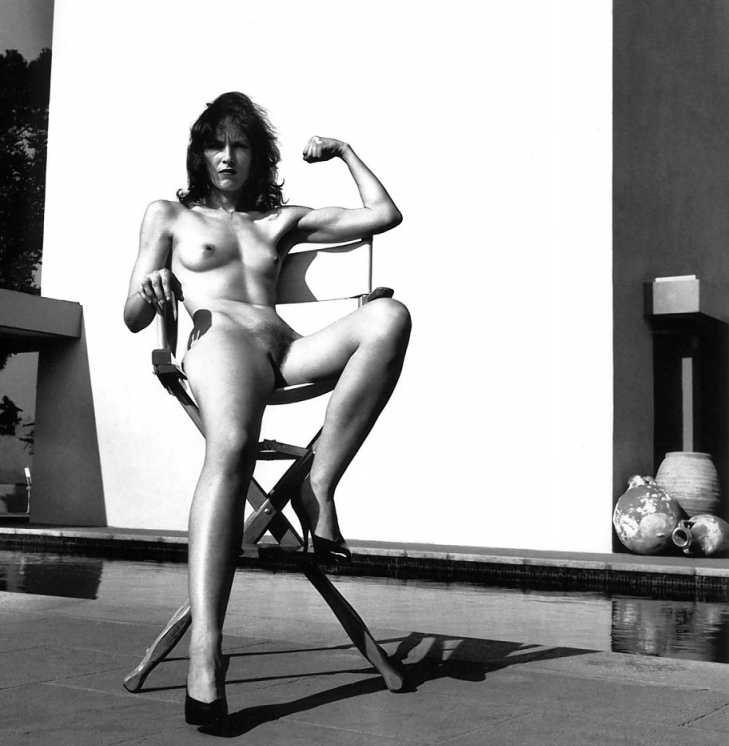 black and white nudes helmut newton